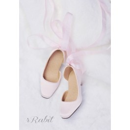 1/4 MSD/MDD-Ballet Mary Jane shoes[BLS007] Shell Pink