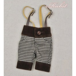 1/6 Capri Pants with Suspenders BSC013 1605