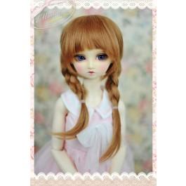 Miska*Wig 1/3 KS002 Tofee