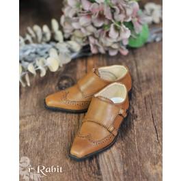 1/3Boy SD13/SD17 Monk Shoes - RSH007 Caramel