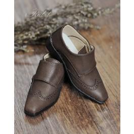 1/3Boy SD13/SD17 Monk Shoes - RSH007 Carob