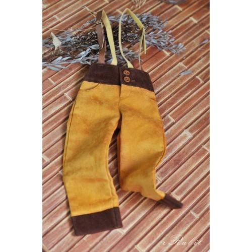 1/3 Capri Pants with Suspenders  BSC013 2001