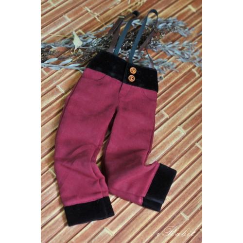 1/3 Capri Pants with Suspenders  BSC013 2004