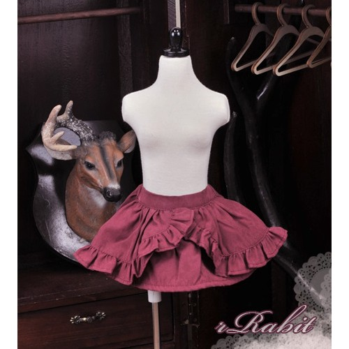 1/4 +Curtain Skirt+  BSC022 1601