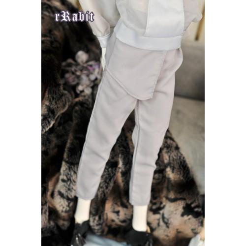 1/3 Boy SD17 Half-apron Skinny Trousers - HL050 2105 (Light Grey)