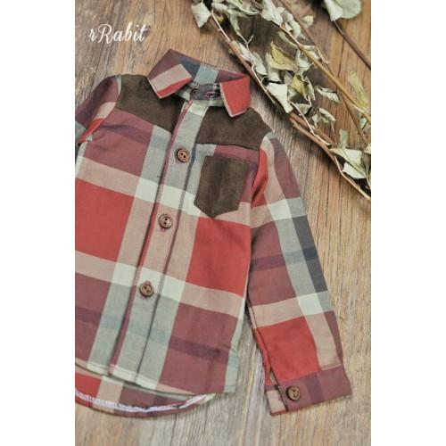 1/3/SD17[Patchwork shirt] MG001 1921