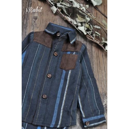 70cm up+/SSDF [Patchwork shirt] MG001 1930