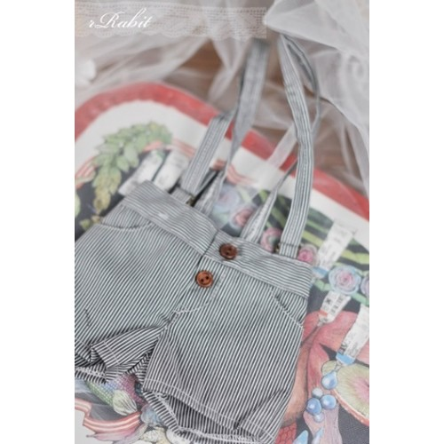 1/3  *Suspenders Short MG053 1803