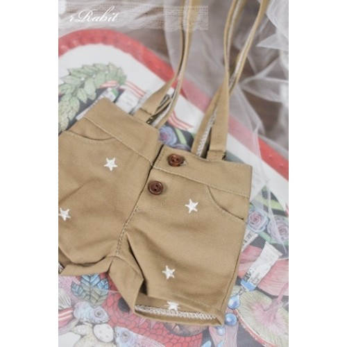 1/3  *Suspenders Short MG053 1817