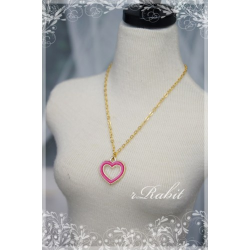 1/3 & 1/4 * Necklace * RA160729
