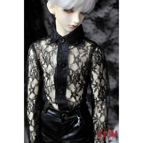 [R18M] 1/3 Boy Lace Basic Shirt - RM003 001