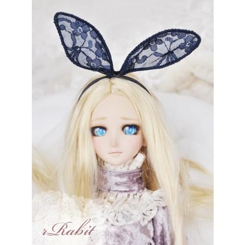 1/3 rRabit headband - Blue (RB170404)
