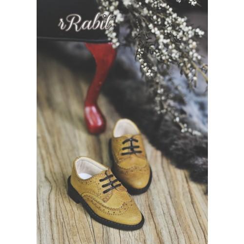 1/4 MSD/MDD Boy Classic Oxford Shoes - RSH005 Filem