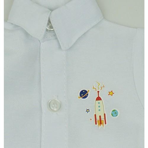 [Limited] 1/3 * Heat-Transfer shirt - RSP003 Rocket