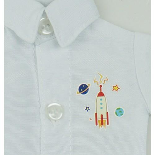 [Limited] 1/4 * Heat-Transfer shirt - RSP003 Rocket