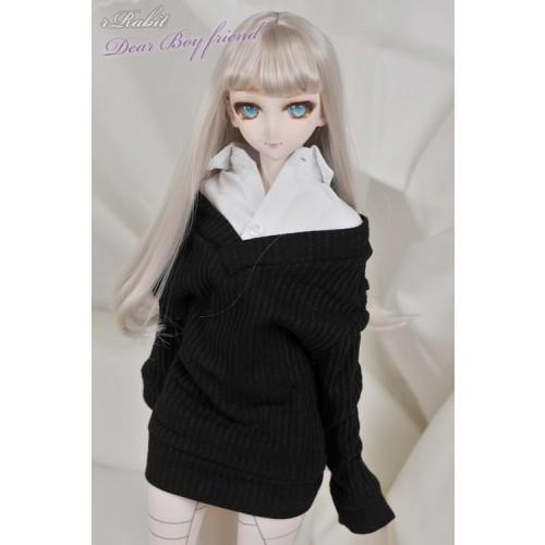 1/3 & 70CM+ ~Dear Boyfriend~ Deep V Sweater SH032 1808