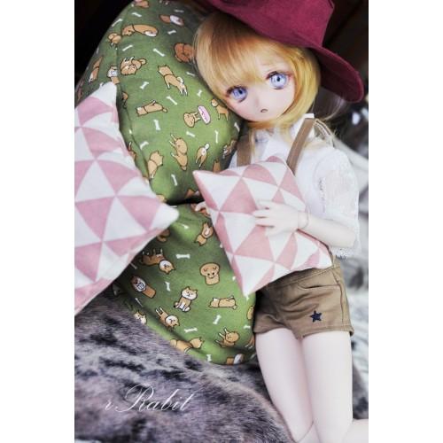All size ★ Beanbag Sofa - Small Shiba Inu (Mocha)