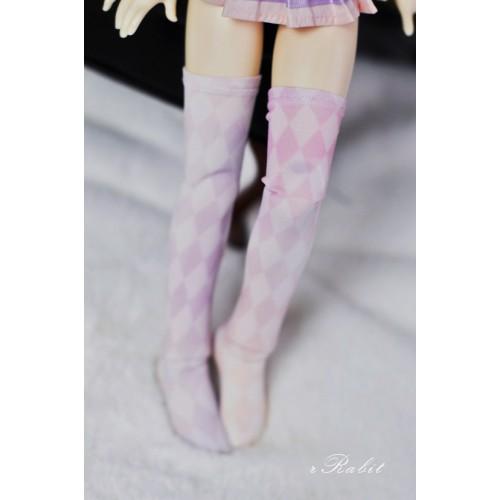 [1/4/MSD/MDD] Sock - Colorful Cloud - BS210101