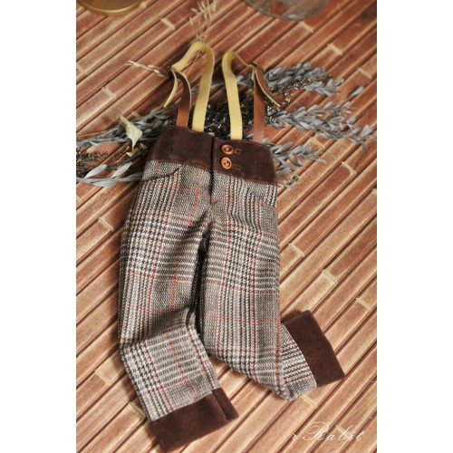 1/3 Capri Pants with Suspenders  BSC013 2005