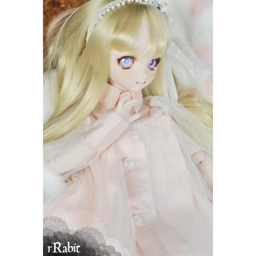 1/4 free size: Tiara Dress - Halloween theme's BSC024 1702 (Sliver Pink)