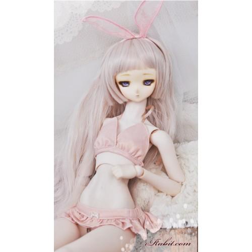 1/3 Girl - Candy Ruffle Bikini - CP005 1703 (Shine Pink)