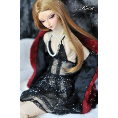 SD17/65~70cmBoy Lace BabyDoll Dress - DF006 2001 (Black)