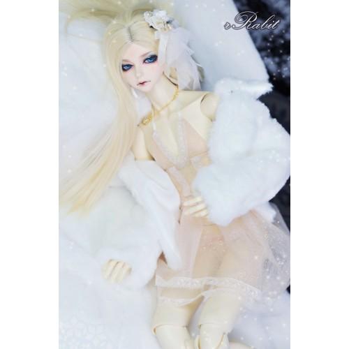 SD17/65~70cmBoy Lace BabyDoll Dress - DF006 2002 (Beige)