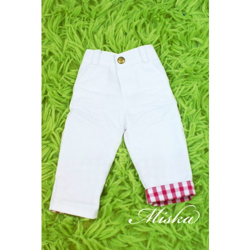 Miska Homme - 1/3 Capri Pants - HEM005 005