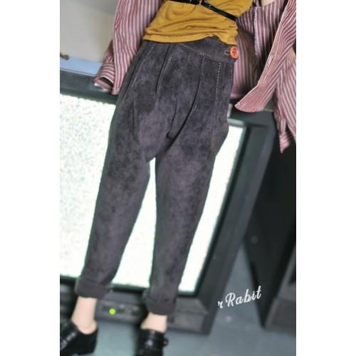 1/4 [Corduroy pants] - HL043 1901