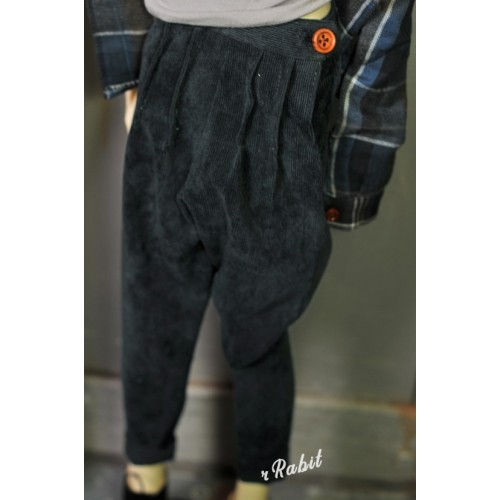 1/4 [Corduroy pants] - HL043 1903