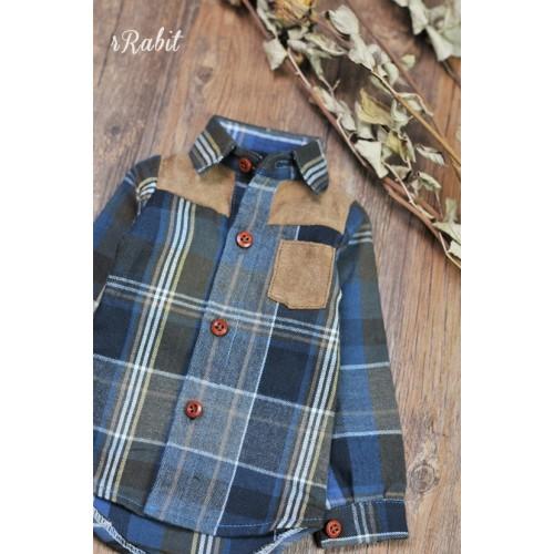 1/3/SD17[Patchwork shirt] MG001 1913
