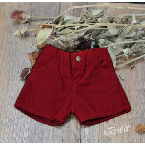 1/4 Short Pants - MG047 008
