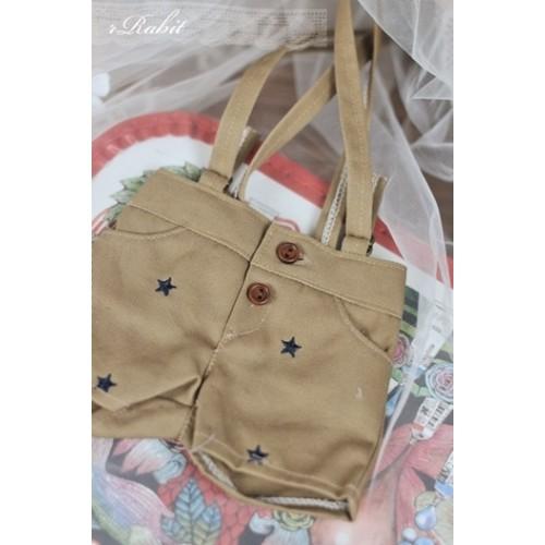 1/3  *Suspenders Short MG053 1816