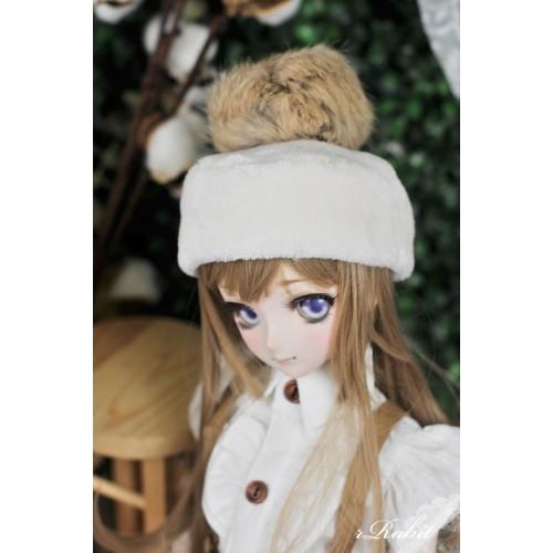 1/3 Snow Ball Mo Hat - 180401 - Rare