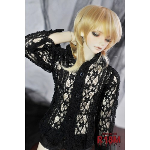 [R18M] 1/3 Boy Lace Basic Shirt - RM003 005