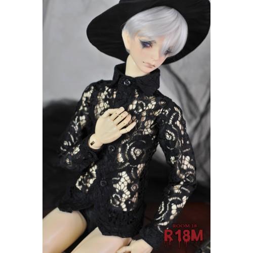 [R18M] 1/3 Boy Lace Basic Shirt - RM003 006