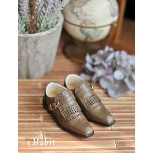 SD13/SD17 - Bourbon Oxford Shoes- RSH004 Wood