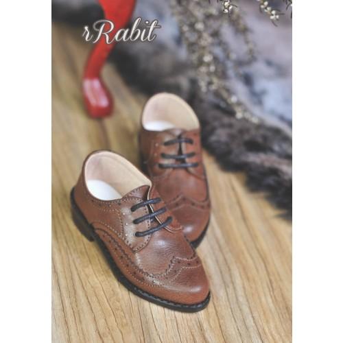 1/3Boy SD13/SD17 Classic Derby Shoes - RSH005 Carob