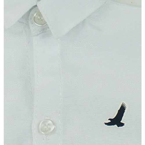 [Limited] 70cm up+ * Heat-Transfer shirt - RSP007 Eagle