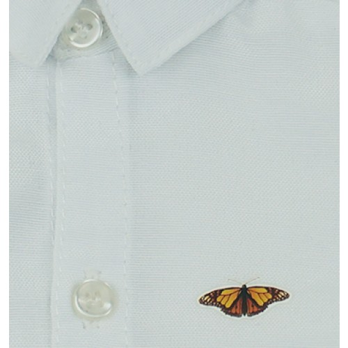 [Limited] 70cm up+ * Heat-Transfer shirt - RSP008 Butterfly