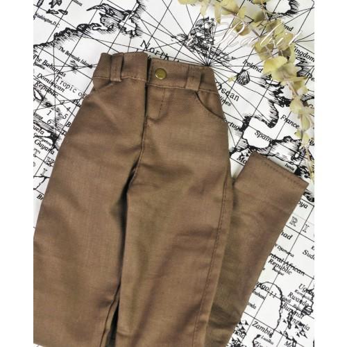 70cm up+/ Elastic Fabic Pencil Pants * SH005 035