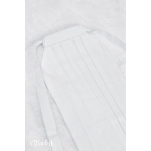 1/3 Hakama 行燈袴 (Japanese Bottom Dress) TS001 1701 (White)
