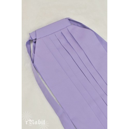 1/3 Hakama 行燈袴 (Japanese Bottom Dress) TS001 1716 (lilac)