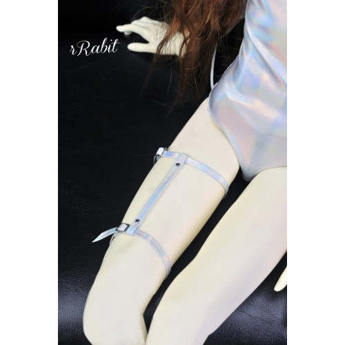 1/3 H Chains - Leather accessory ZD013 (Sliver)