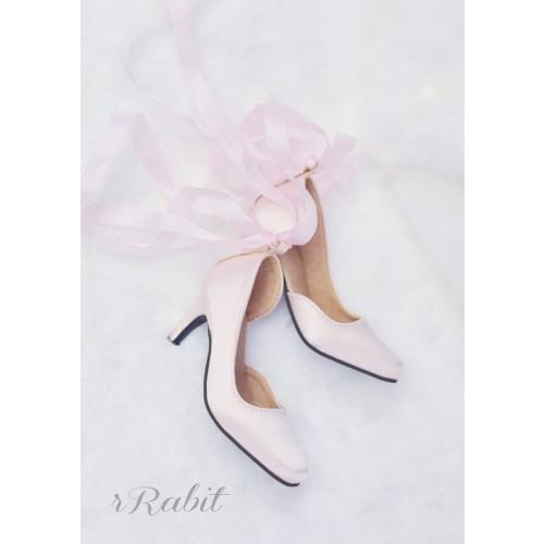 1/3Boy Highheel /IP Women -Ballet Mary Jane shoes[BLS007] Shell Pink